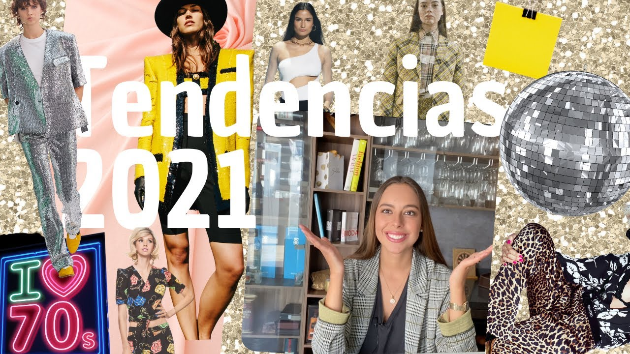 Tendencias Moda 2021!!