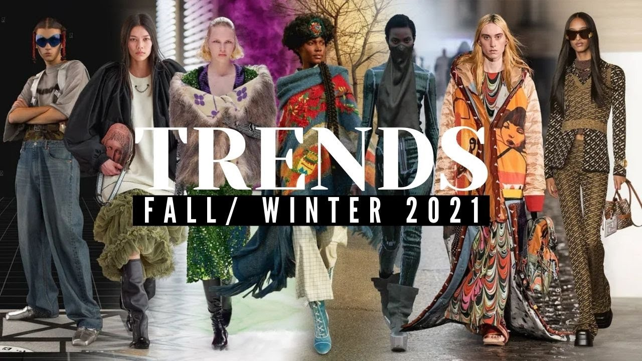 TOP 10 TRENDS - FALL/WINTER 2021-2022