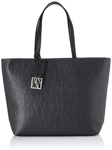 ARMANI EXCHANGE - Liz - Open Medium Shopping, Sacchetto Donna