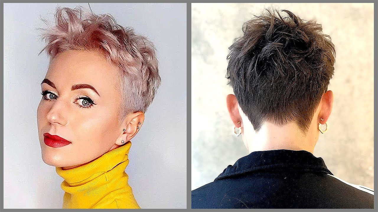 Hair Trends 2021 🔥 Corte Pixie and Bob Hairstyle Suits All Tastes | By Professional