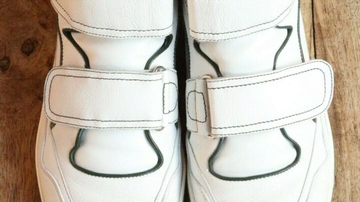 Men's Gucci White Leather Hi Top Trainers Sneakers UK 9 US 10 EU 43