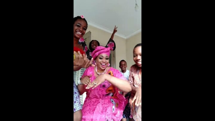 Come and see my moda, Mzvee ft. Yemi Alade. so cute, we wish you all a very happy new year.
